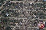 Tornado terjang Arkansas dan Oklahoma