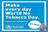 Sleman gelar aksi simpatik hari tanpa tembakau