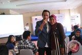 Delon jebolan Indonesia Idol terkesan Palembang banyak kemajuan