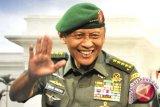 Mantan KSAD Pramono Edhie meninggal, AHY minta masyarakat bukakan pintu maaf