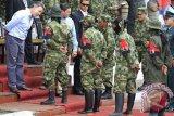 Pipa minyak Trasandino Kolombia rusak serangan bom