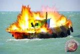 Pelindo Dumai Bantah Kapal LG Asphalt Terbakar