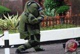 Tim Penjinak Bom Diterjunkan Ke Mapolsek Tasik