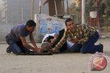 Satu polisi dan tujuh tersangka milisi tewas dalam baku tembak di Kairo