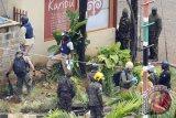Di perbatasan Somalia, 10 polisi Kenya tewas terkena bom rakitan