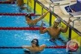 Triadi tambah emas di turnamen uji coba Asian Games