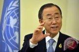 Dewan Keamanan PBB Berikan Penghormatan Kepada Ban Ki-Moon
