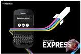 Buat Presentasi Dengan BlackBerry Express
