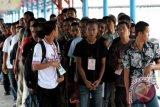 Jumlah pekerja imigran pulang kampung ke NTB mencapai 1.305 orang