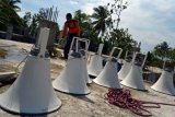 Baterai EWS tsunami di Agam dicuri