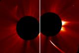 Komet ISON Mungkin Bertahan Setelah Melewati Matahari