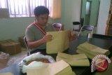 KPU Palembang sortir sampul Pemilu legislatif