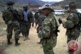 Belasan ribu personel militer Kolombia dikerahkan