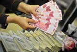Dolar naik saat penyebaran virus
