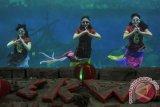 Barongsai Dalam Air