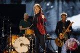 Konser Rolling Stones akan disiarkan gratis