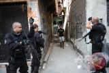 Polisi Brazil larang serang permukiman kumuh selama pandemi