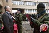 Misteri Orang-Orang Berpakaian Hijau Di Ukraina