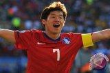 Park Ji-sung pensiun dari sepak bola