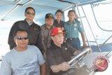 Gubernur kunjungi budidaya kerang mutiara Pulau Gangga