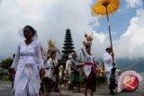 Pulau Bali masih tujuan favorite berlibur warga Palembang