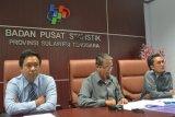 BPS: PDRB Triwulan Pertama Sultra Turun 4,44 Persen