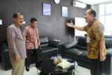 Bupati Padangpariaman Kunjungi BP2IP Surabaya
