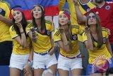 Fans Kolombia minta dipulangkan yang tertahan di Argentina