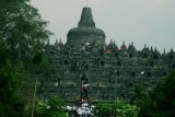 Relief Dower Candi Borobudur karena Kampanye Hitam