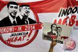 Relawan Jokowi se-Surabaya Tolak