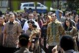 Presiden Serukan Capres Lapang Dada Terima Hasilnya