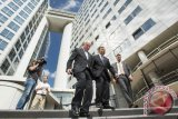 Keputusan Trump untuk jatuhkan sanksi kepada ICC dikritik Palestina