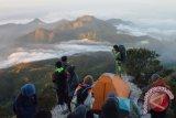 Perhutani tutup jalur pendakian di Gunung Lawu
