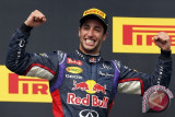 Ricciardo Menangi Grand Prix Belgia