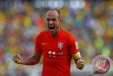Robben isyaratkan bakal tinggalkan Muenchen di akhir musim