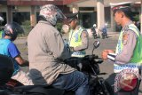 Operasi Progo Polres Bantul tilang 120 pengendara/hari