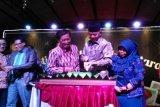 Peresmian Festival Kuliner Nusantara ke-2/ Saud MC