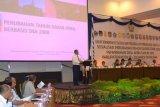 BPS Sultra Sosialisasi Perubahan Tahun Dasar PDRB