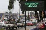 Ebola muncul di Pantai Gading dan jadi kasus pertama dalam 25 tahun