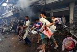 Penyebab Kebakaran Pasar Klewer Tunggu Hasil Puslabfor