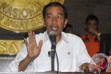 Presiden Ajak Umat Muslim Meneladani Sifat Nabi Muhamad SAW Menjunjung Persaudaraan