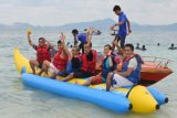 Wisata Pulau Tangkil