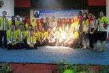 Gubernur &  Karyawan  RRI Lampung