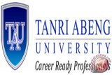 Universitas Tandri Abeng Sosialisasikan Beasiswa Cerdas Sulbarku