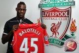 Balotelli bawa Liverpool Tekuk Besiktas 1-0