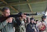 Pasukan koalisi pimpinan AS meninggalkan pangkalan militer Irak