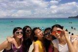 Pantai Pal Likupang Minut favorit masyarakat Sulut