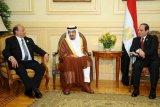 Presiden Mesir sebut berhak ikut campur konflik di Libya