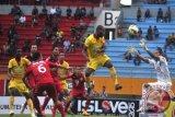 Patrich Wanggai melengkapi formasi lini depan Sidrap United