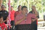 Hadiri Rakornas Kemendes, Bupati Pertanyakan Perekrutan Pendamping Dana Desa